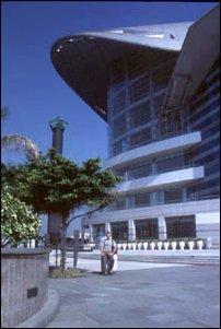 das Hong Kong Convention und Exhibition Center