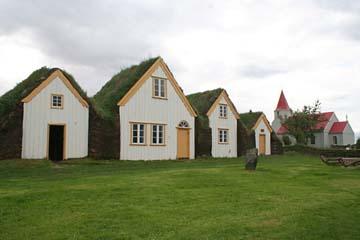 Grassoden-Hof Glaumbaer, Nordisland