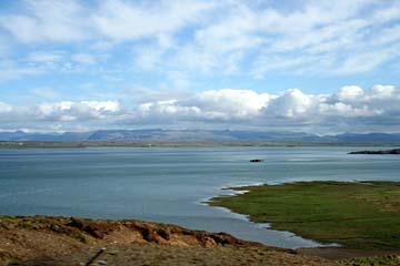 am Fjord Hvalfjördur, Westisland