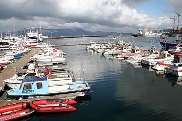 Reykjavik, am Bootshafen, Island, Südwesten