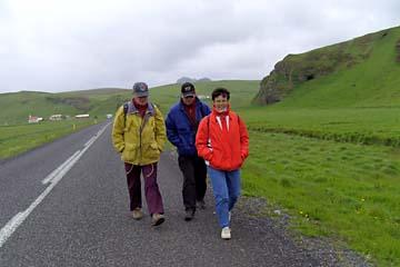 Wanderung zum Vogelfelsen am Kap von Dyrholaey