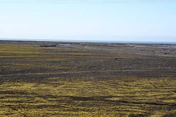 Myrdalssandur östlich von Vik i Myrdal, Südisland