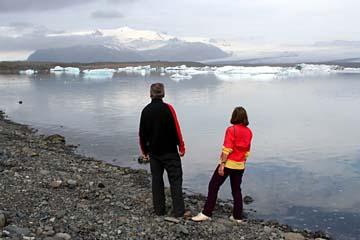 Gletscherlagune Jökusarlon, Ostisland
