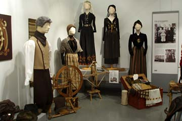19. Jahrhundert in Ostisland im Museum in Egilsstadir, Ostisland