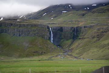 Landschaft im Norden der Halbinsel Snaefellsnes, Westisland
