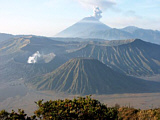 Sehenswertes am Aussichtsberg beim Vulkan Bromo im Osten Javas