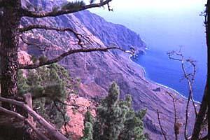 Aussichtspunkt El Hierro Bild 222