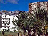 Die Hauptstadt San Sebastian auf La Gomera
