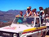 Unterwegs mit der Jeep-Safari auf Gran Canaria und den Kanaren
