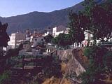 Das Bergdorf Teror auf Gran Canaria auf den Kanaren