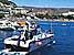 die Touristen- und Fischereistadt Puerto Rico, Gran Canaria, Kanaren