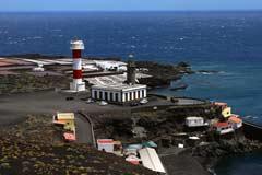 Der Leuchtturm im Süden der Insel La Palma