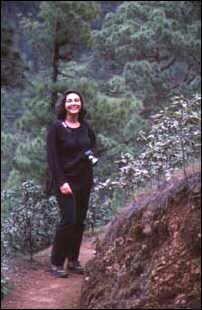 beim Wandern, La Palma, Kanaren