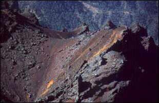 Lavaformationen, La Palma, Kanaren