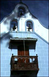 die Wallfahrtskapelle, La Palma, Kanaren