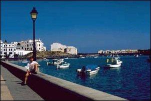 Die Hauptstadt Arrecive, Lanzarote