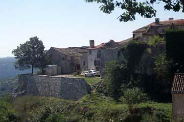 in Pican, Istrien/Kroatien