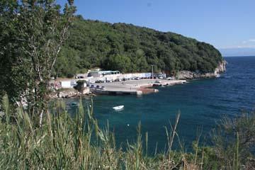bei Brestova, Istrien, Kroatien