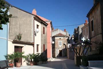 in Omisalj, Insel Krk, Kroatien