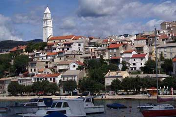 Novi Vinaldolski, Region Kvarner, Kroatien