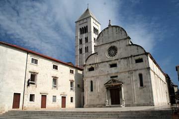 Zadar, Kirche Sv. Marija, Kroatien