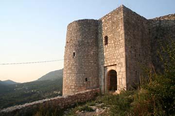 Burg Grand Drivenik,  Drivenik, Kroatien
