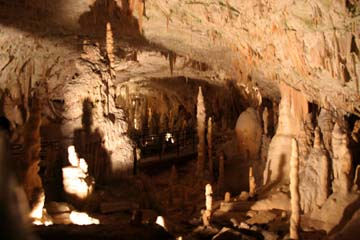 Höhle von Postojna, Slowenien