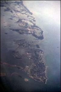 die Keyes vor Florida, USA