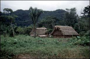 autarge Maya Bewohner in Punta Gorda, Belize