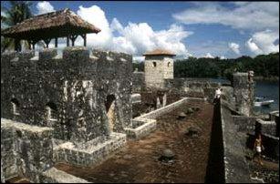 das Castillo San Felipe, Guatemala