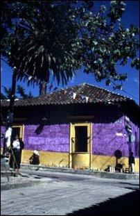ein Haus in San Cristobal de las Casas, Mexiko
