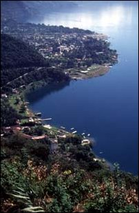 die Küste von Pana, Guatemala