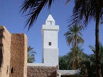 Ghadames in Libyen