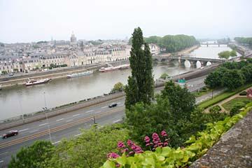 die Loire bei Angers