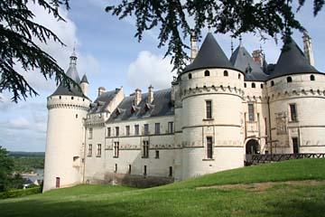 Schloß Chaumont-Sur-Loire
