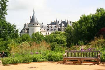 im Park von Chateau
