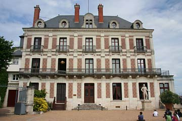 """""""Haus der Magie"""" in Blois"""