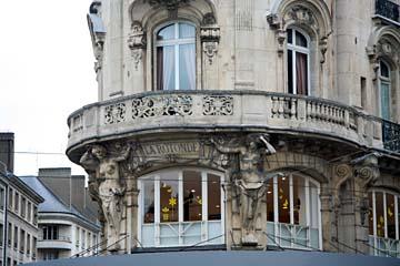 Romantik in Orleans am Place du Martroi