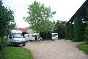 Wohnmobilübernachtungsplatz Weingut Domaine des Medards in Beaulieu sur Loire