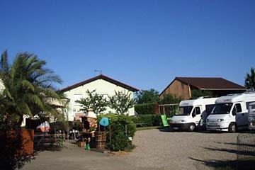 Wohnmobilübernachtung Weingut Walter in Pfaffenheim