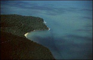 die Küste von Langkawi, Malaysia