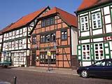 Sehenswerte Fachwerkhäuser in Grabow in Mecklenburg-Vorpommern