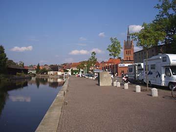 Grabow, Kanalhafen (Mecklenburg-Vorpommern)