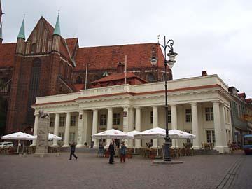 Schwerin, beim Dom