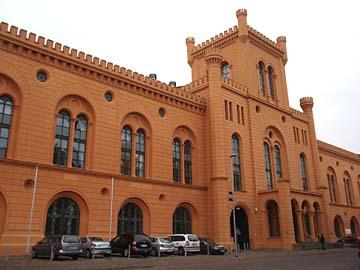 Schwerin, Innenministerium