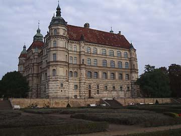 Güstrow, Schloß, Mecklenburg-Vorpommern