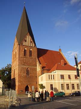 Röbel, Kirche
