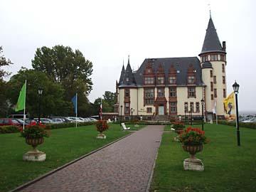 Klink, Schloß Klink, Mecklenburg-Vorpommern