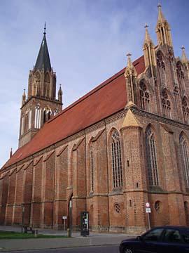 Neubrandenburg, Konzertkirche (Marienkirche)