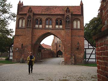 Neubrandenburg, Stadttor